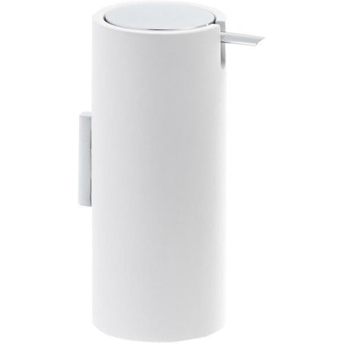 Liquid Soap Dispenser for Kitchen Bathroom DWBA Stone White Lotion Dispenser - Solid Surface - AGM Home Store LLC