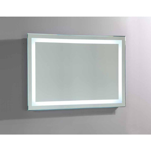 Vanity Art Led Lighted Vanity Bathroom Mirror With Sensor Switch VA34 - AGM Home Store LLC