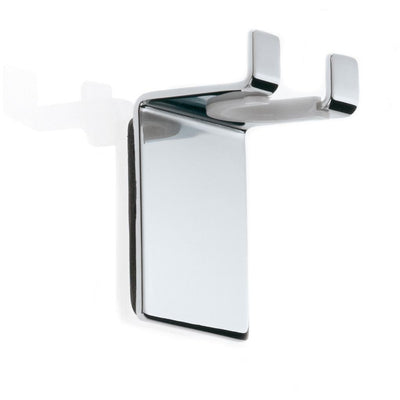 DWBA Self-Adhesive Small Hanging Hook, Polished Chrome Hook Towel Hanger - AGM Home Store LLC