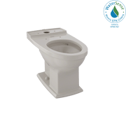TOTO® Connelly™ Universal Height Elongated Toilet Bowl with CeFiONtect™ - AGM Home Store LLC
