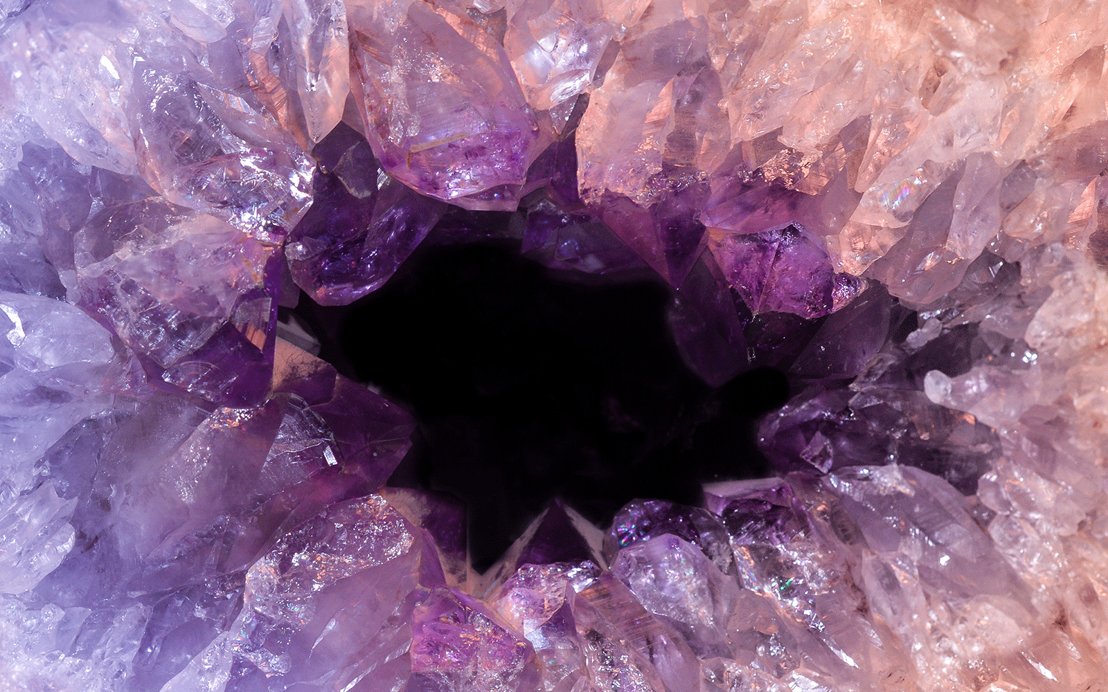 Meditate with Amethyst --February's Magical Birthstone