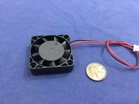 1 pcs 4010 Fan 24V 40x10 40mm reprap Dual Extruder Cooling USA 3d printer B20