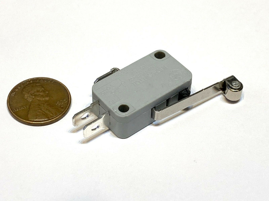 1 Piece Gray roller long lever open N/C N/O normally Micro Limit Switch A3