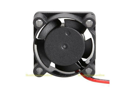 1 Piece 2510S 5V Cooler Brushless DC Fan 25 x 10mm Mini Cooling Radiator E0Xc b9