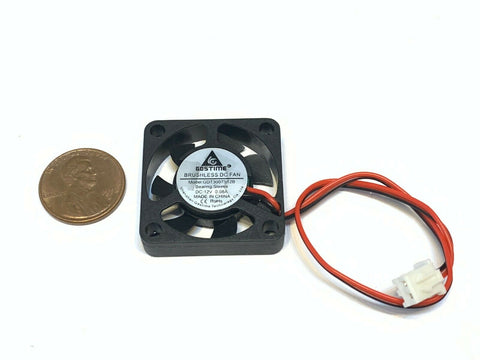 1 Piece 12v fan 30mm 3cm 3007 cooling computer 2pin small GDSTIME cpu dc A31