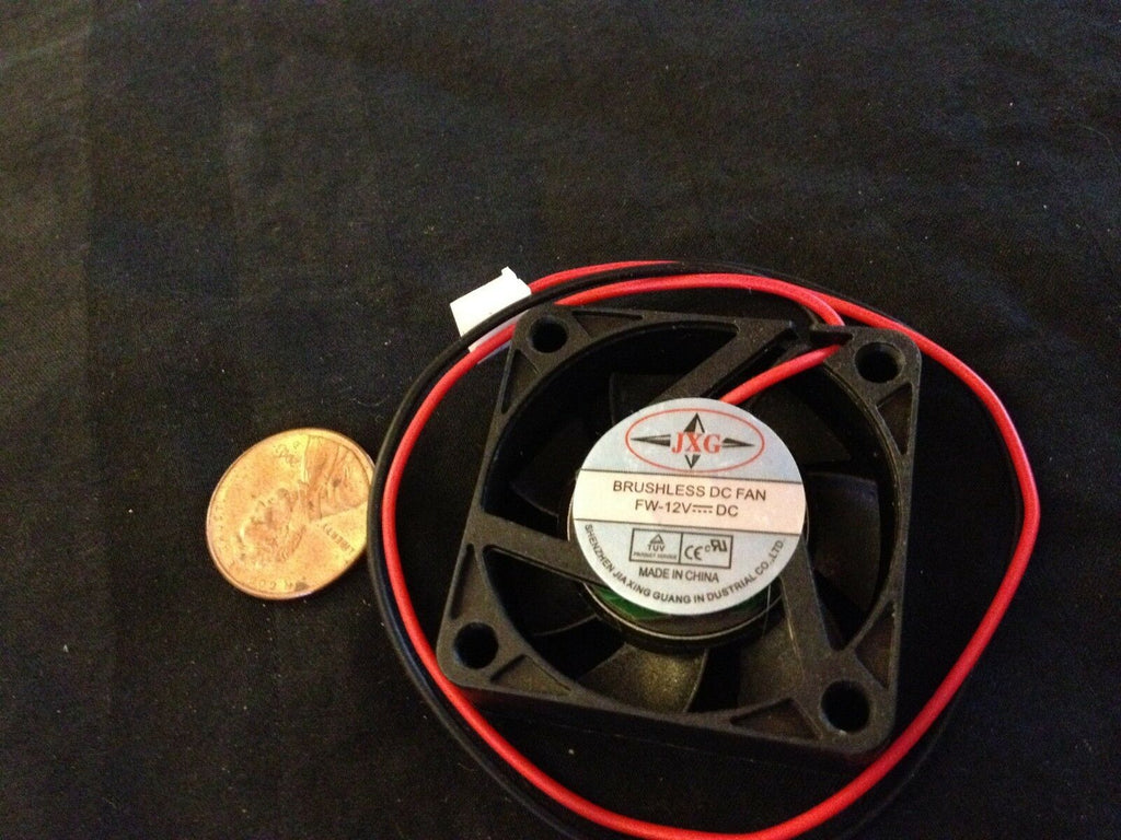 40mm 2-Pin Cooling Fan 12V case b21