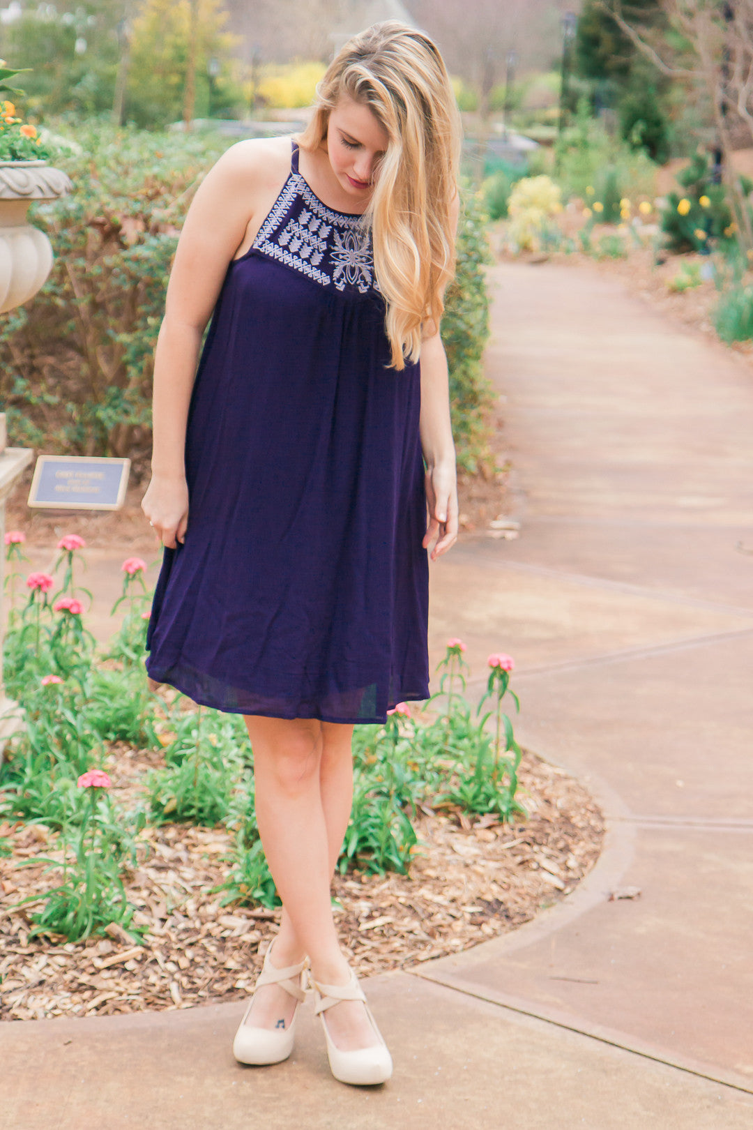 Anywhere With You Dress - Final Sale