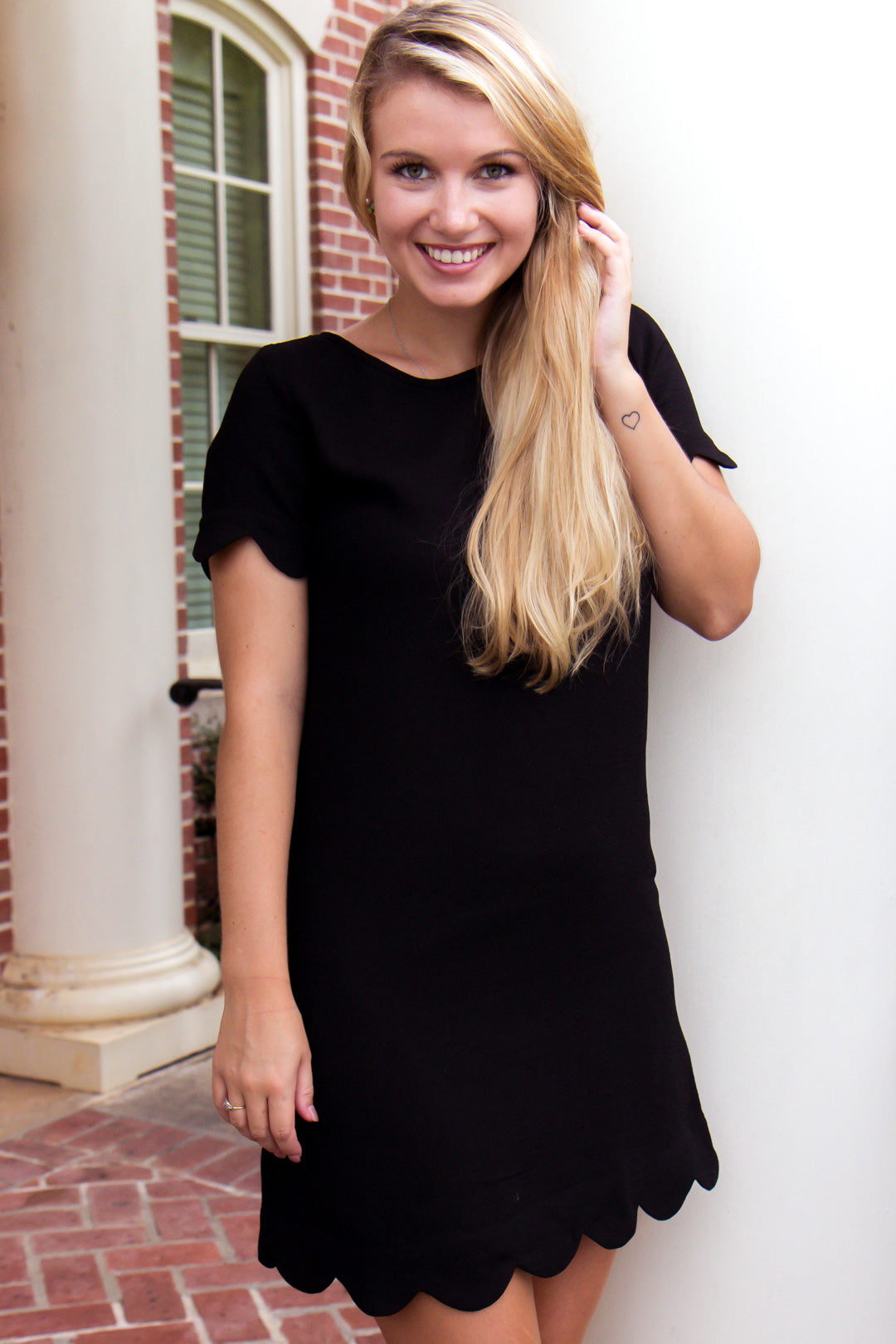 Class Act Dress - Black - Final Sale