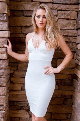 Endless Summer Dress - White