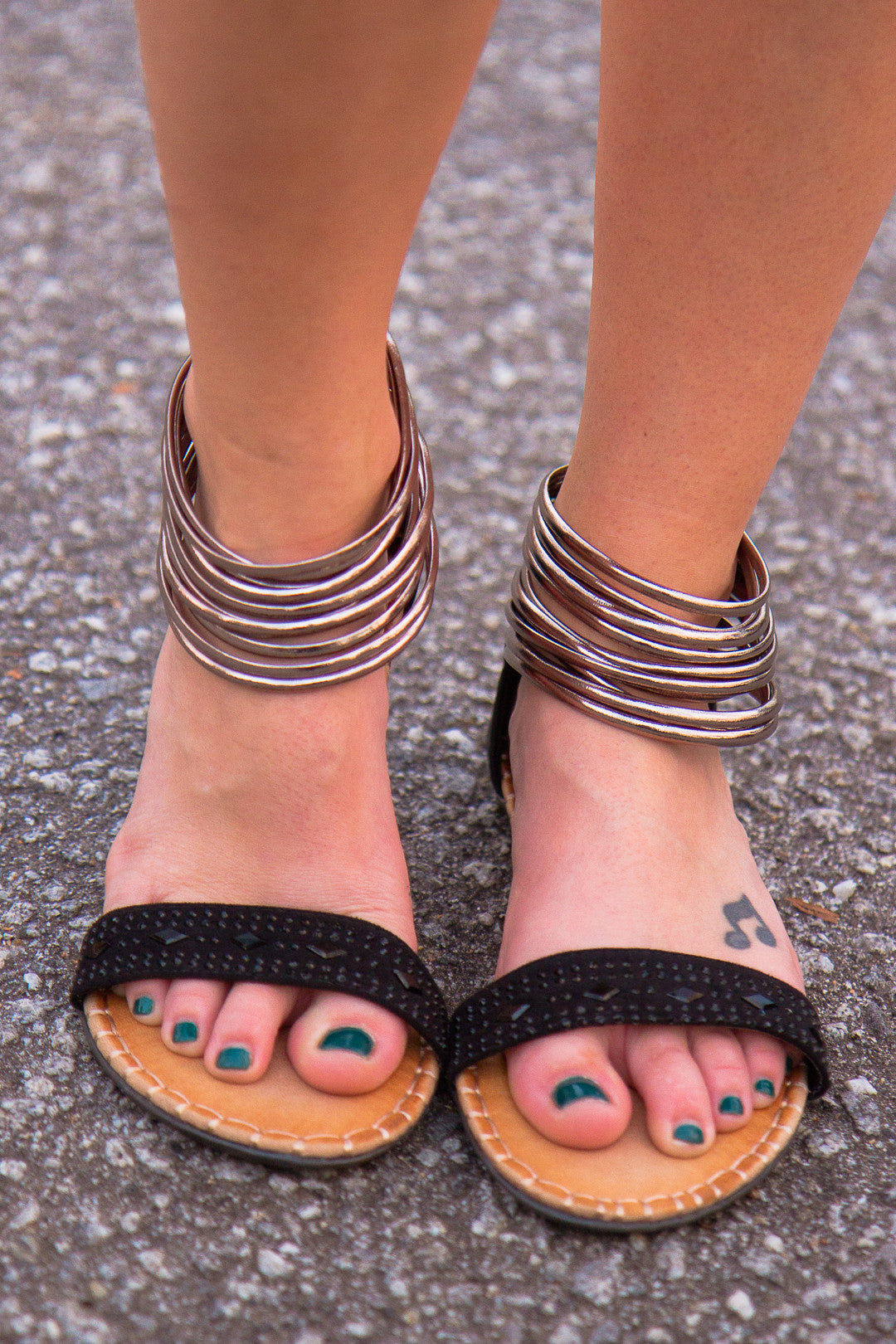 Goddess of Summer Sandals