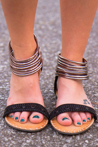 Goddess of Summer Sandals - Final Sale