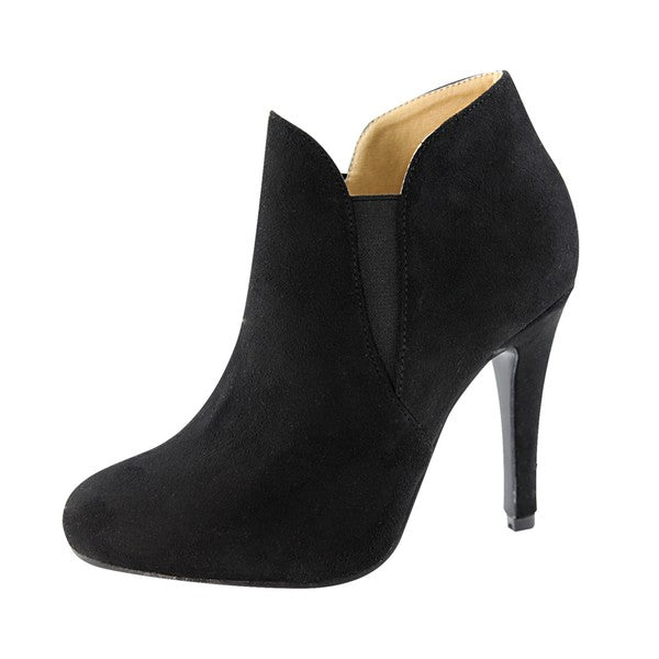 Let Loose Booties - Black - Final Sale
