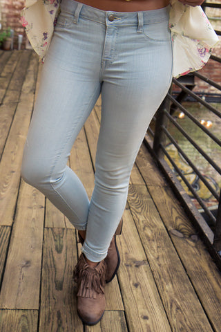 Light Touch Jeans - Final Sale