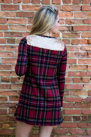 Lumberjazz Dress - Final Sale