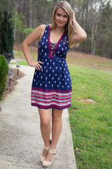 Old Glory Dress