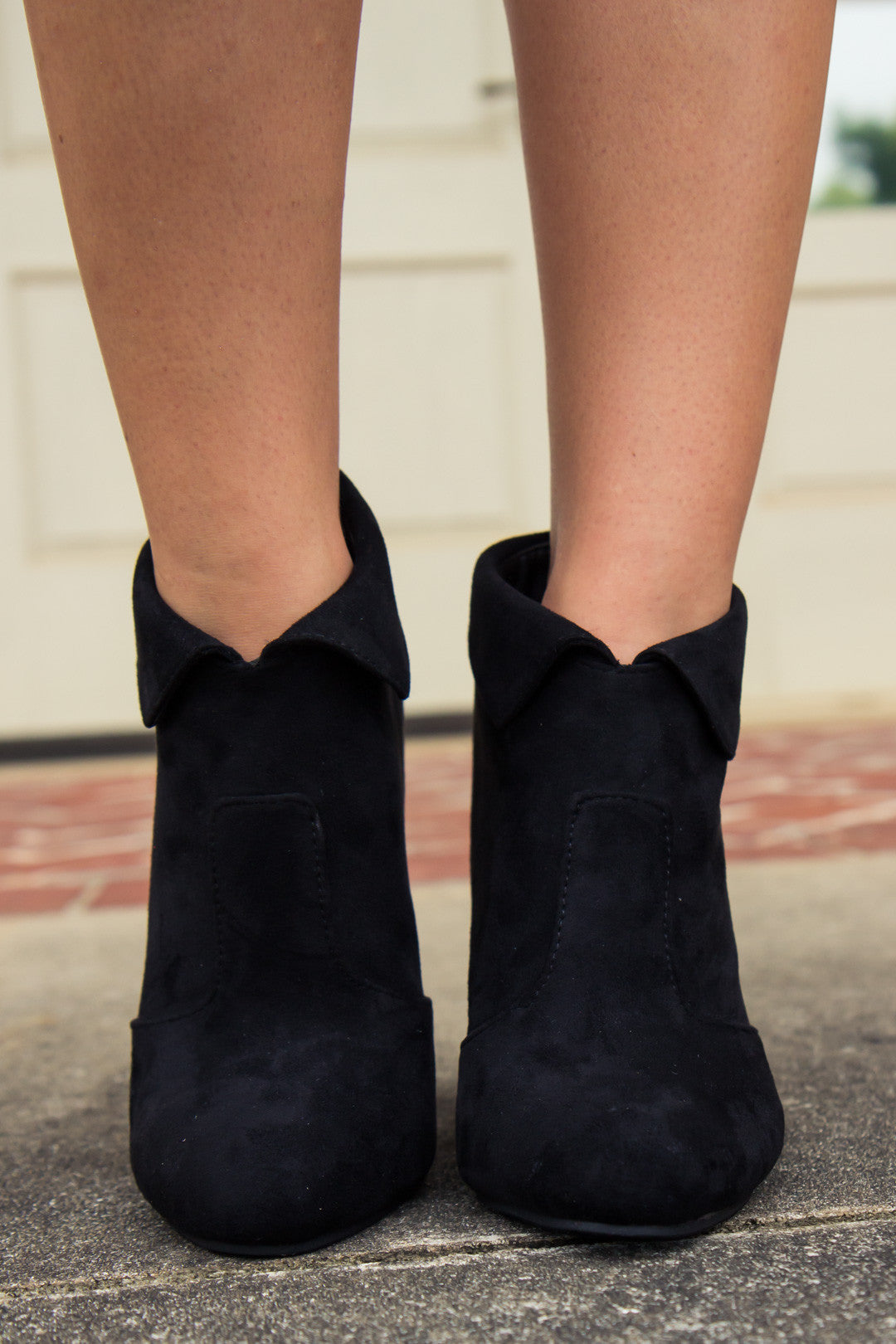 On The Run Booties - Final Sale