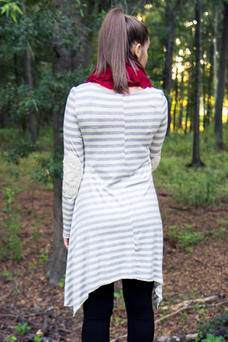 Read Between The Lines Dress - Final Sale