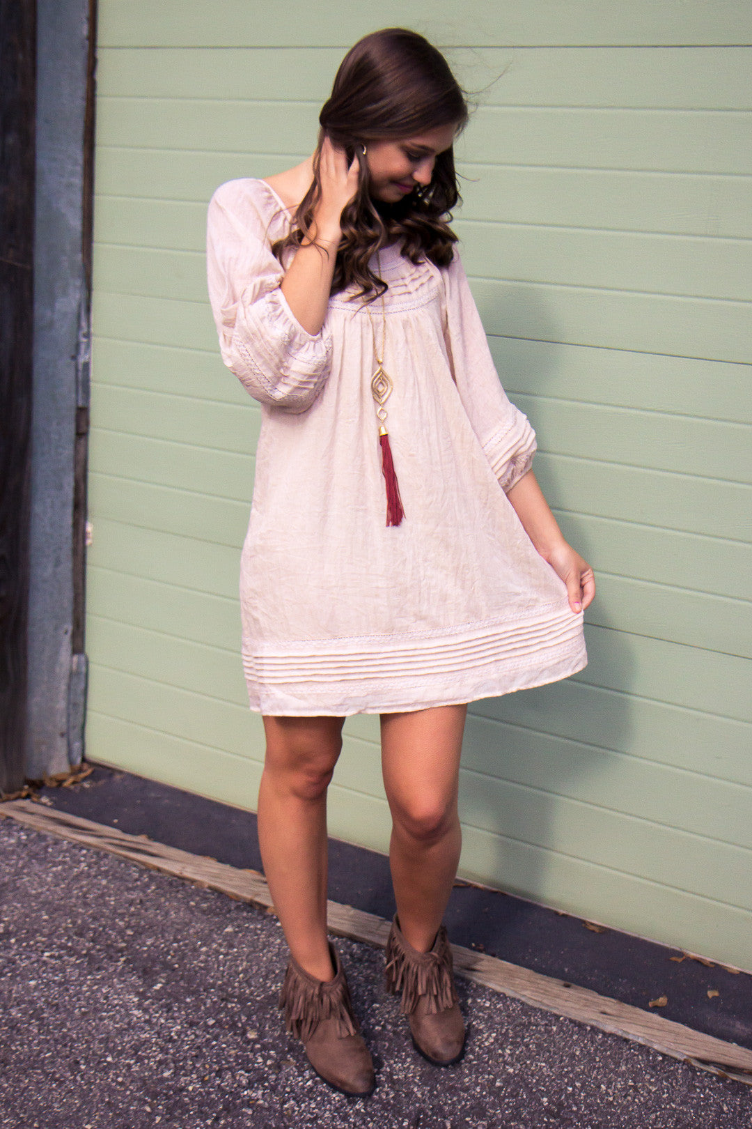 Southern Comfort Dress