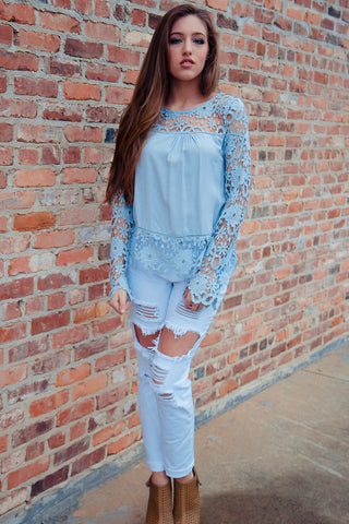 Spring Thing Blouse