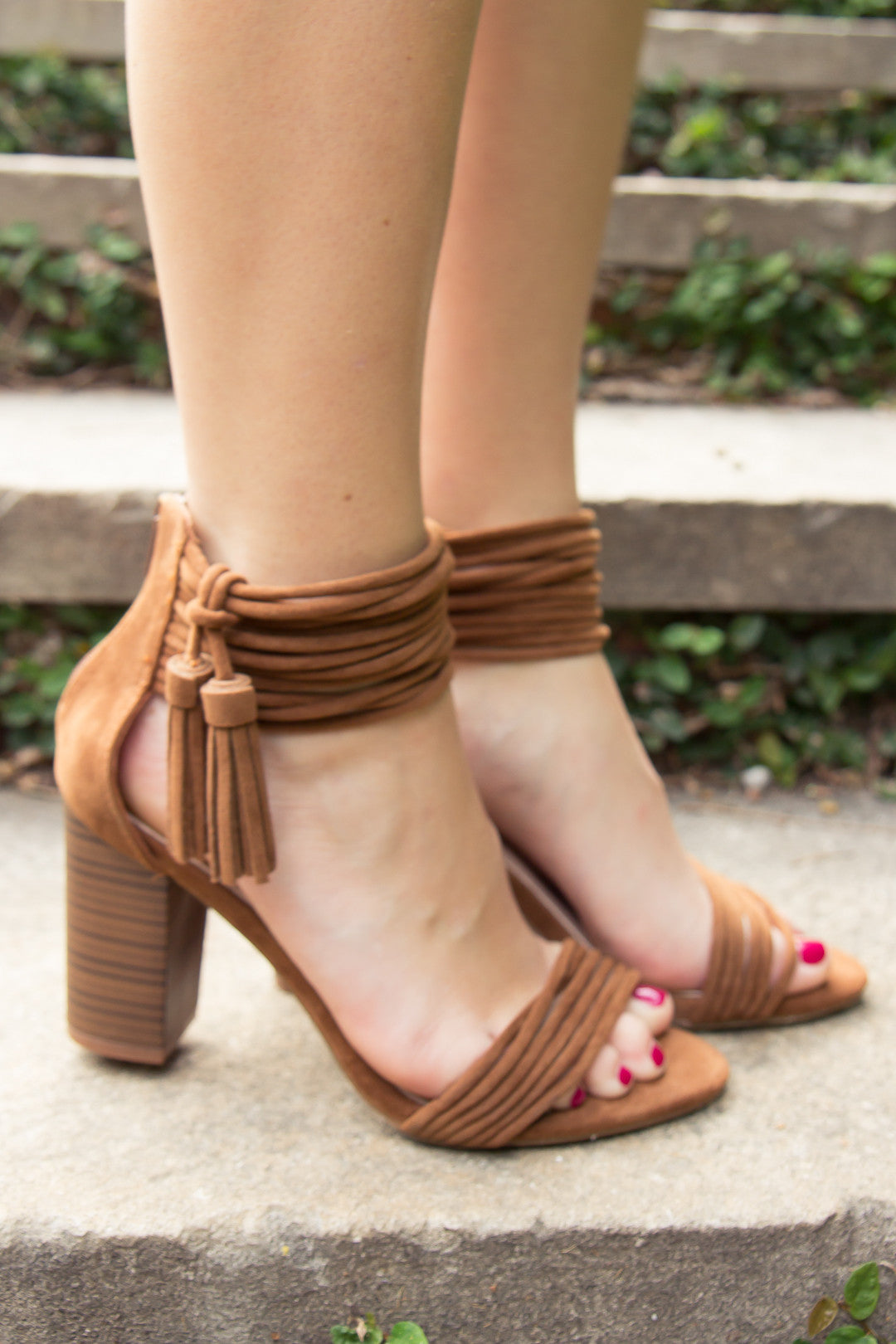 The Thrill Heels