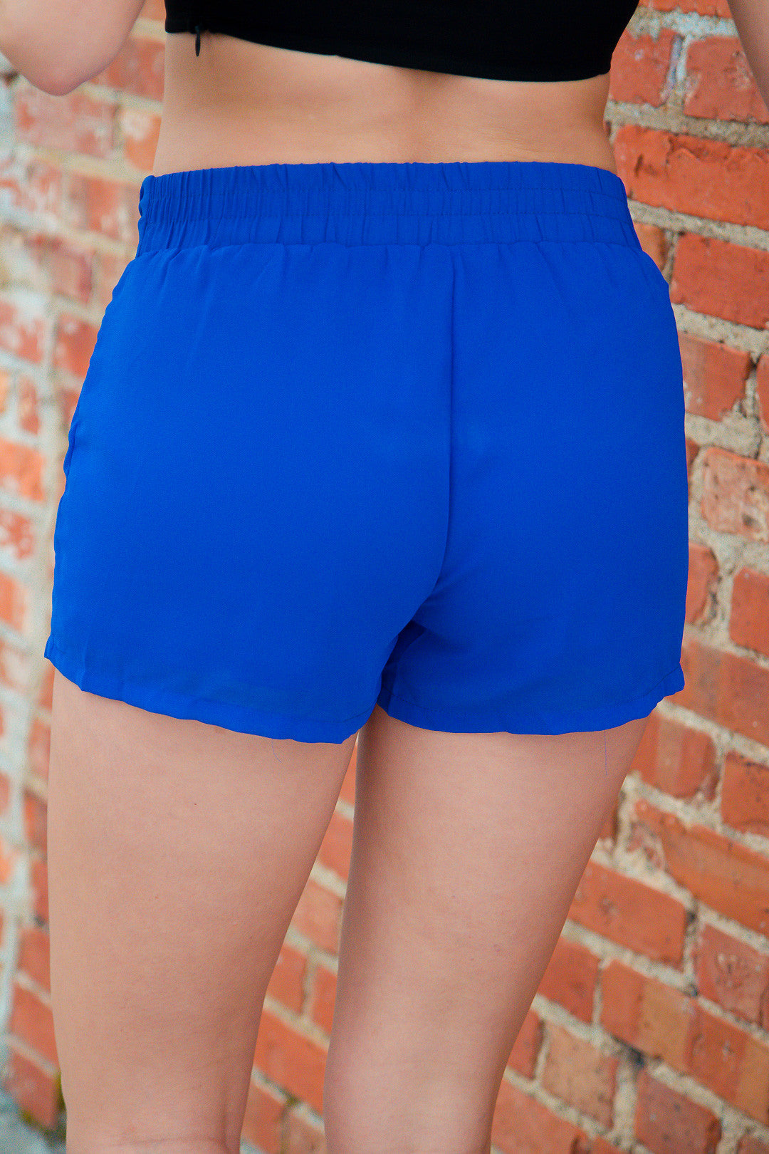 Vineyard Summer Shorts - Royal Blue