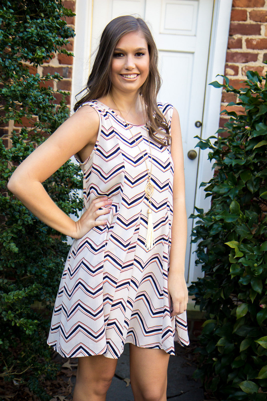 Zig Zag Dreams Dress