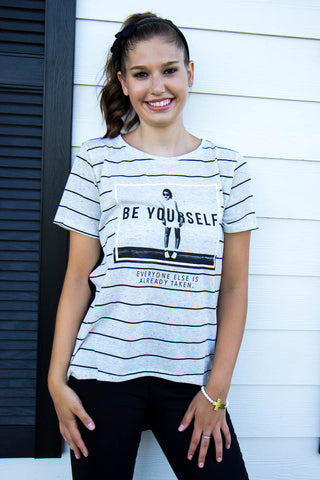Be Yourself Top