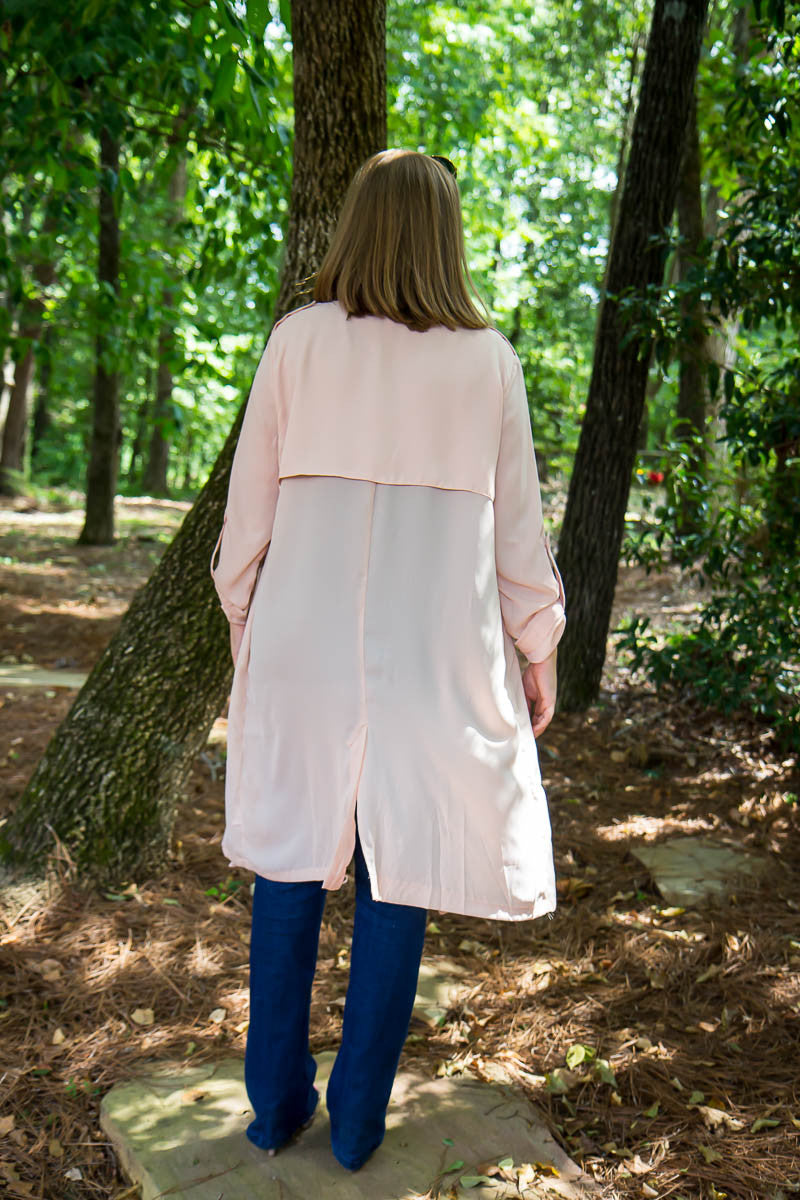 Autumn Blush Jacket