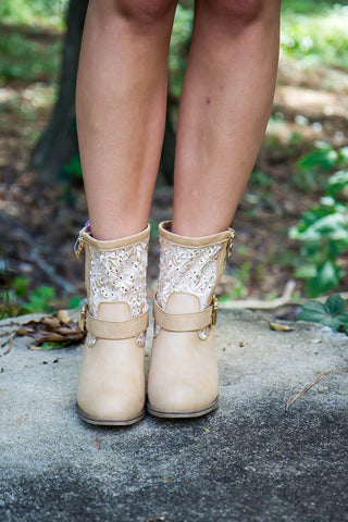 Made For Walking Cowboy Booties