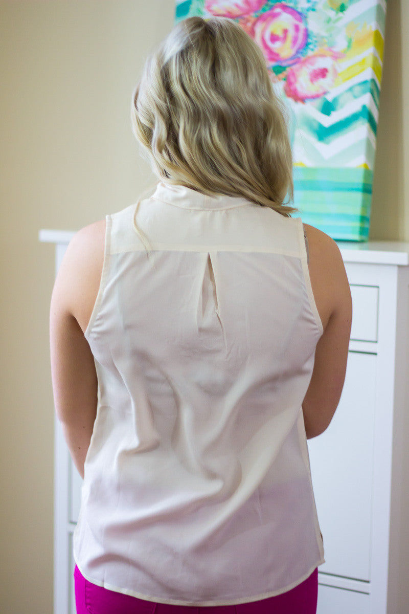 Jackie's Bow Top - Final Sale