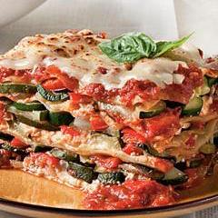 Vegetable Lasagne (V)