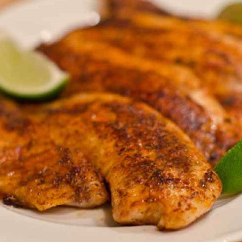 Surfer Style Mexican Tilapia (GF) - Tastefully Served - 1