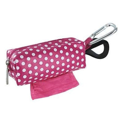 Polka Dot Fashion Travel Duffel with Scented Bags Puppy's Home