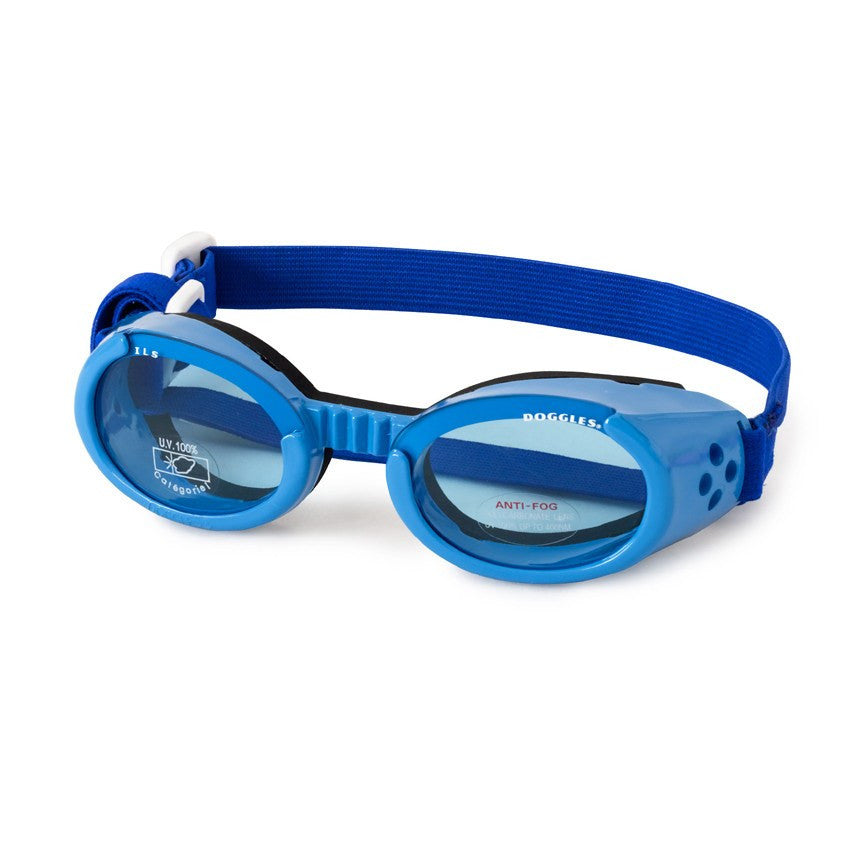 Blue ILS Doggles- Dog Goggles Puppy's Home