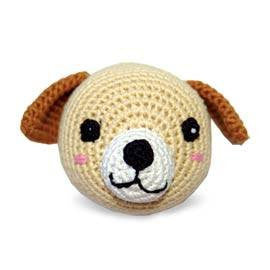Puppy Cotton Crochet Dog Toy Puppy's Home