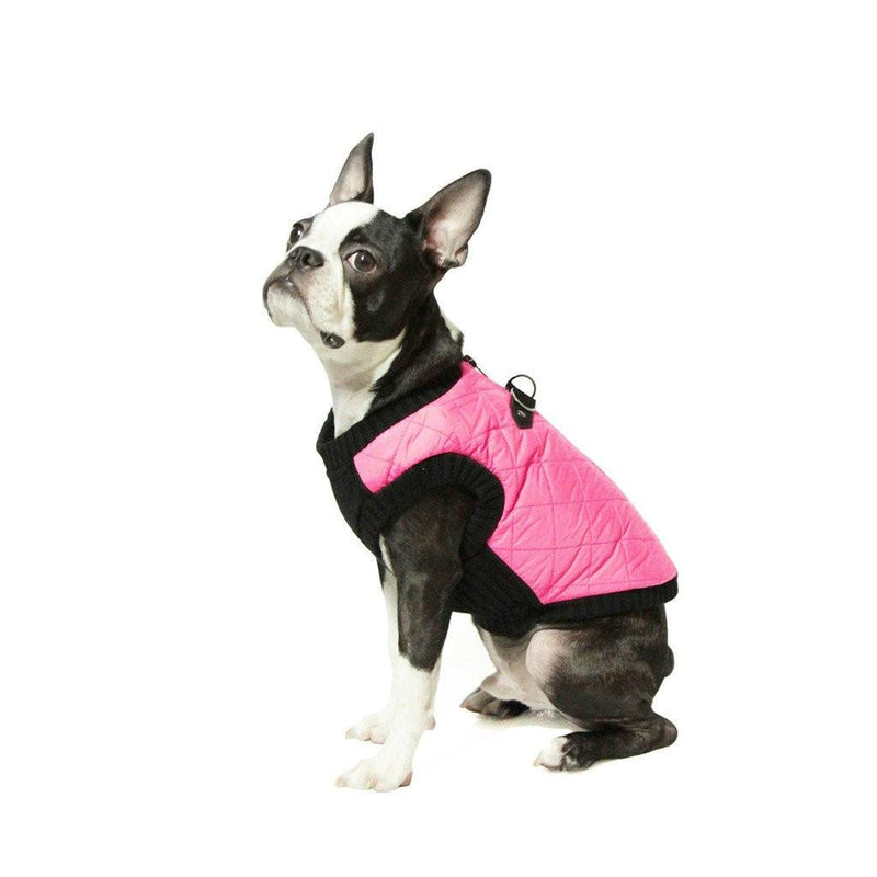 Gooby Bomber Vest Dog Jacket Harness Puppy's Home