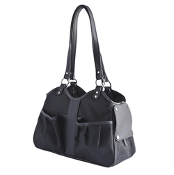 Metro Collection Dog Pet Carrier - Black Sable Puppy's Home