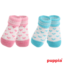 Angel Heart Dog Socks Puppy's Home
