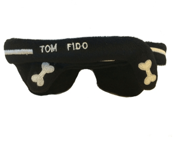 Tom Fido Sunglasses Squeaky Toy Puppy's Home