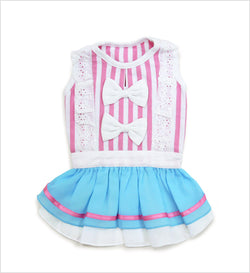 Little Alice Bows Dog Dress