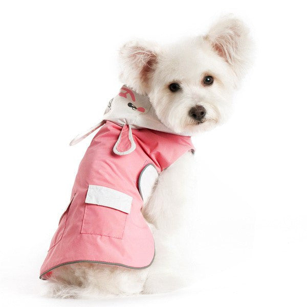 Bunny Dog Raincoat Puppy's Home