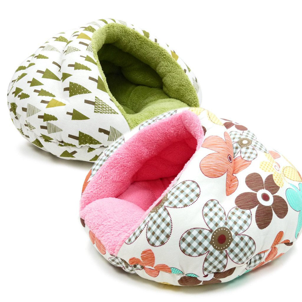 Cozy Burger Dog Bed Puppy's Home