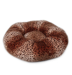 Cheetah Spa Dog Bed by Susan Lanci Puppy's Home