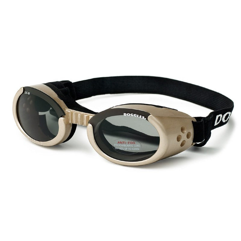 Chrome ILS Doggles- Dog Goggles Puppy's Home