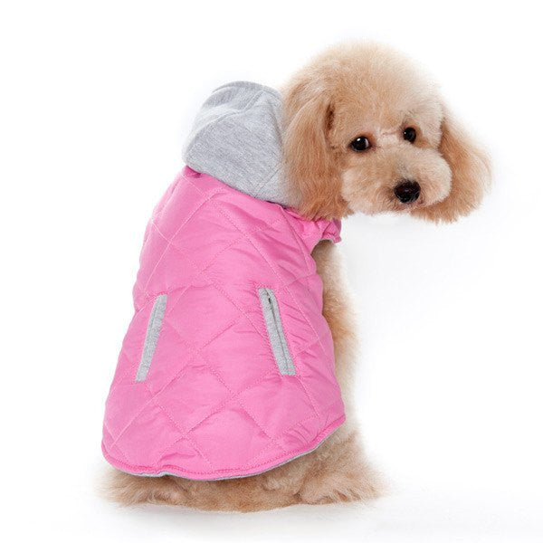 City Puffer Dog Jacket - Final Sale Puppy's Home