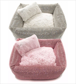 Imperial Crystal Dog Bed Puppy's Home