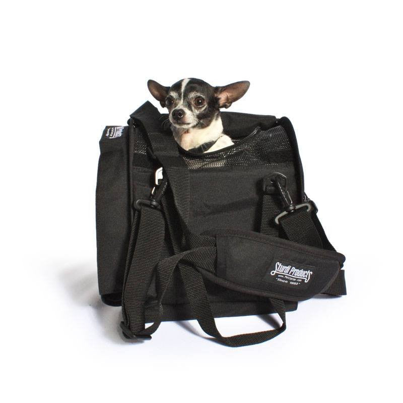 Sturdibag™ Small Cube Pet Carrier Puppy's Home