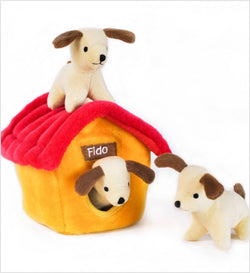 ZippyPaws Burrow- Dog House Puppy's Home