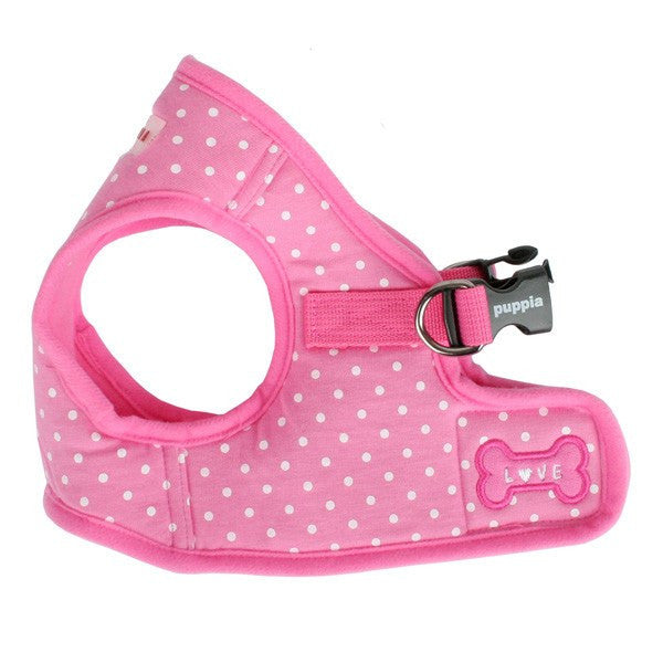 Puppia Dotty Step-In Dog Harness Puppy's Home