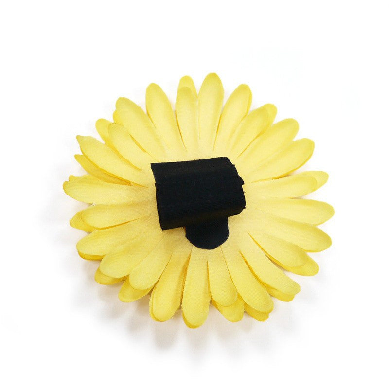 EasyBow Large Daisy Dog Flower Collar Slider Puppy's Home